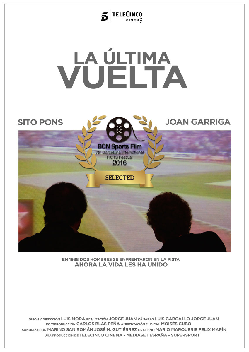 Documental La última vuelta Supersport